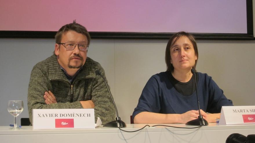 Domènech (EnComúPodem) insta al PSC a sumarse a la propuesta de referéndum