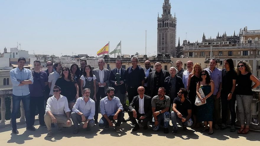 La 33ª edición de los Goya se celebrará en Sevilla