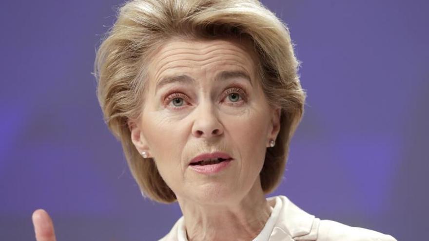 La CE anuncia un sistema para controlar la exportación de mascarillas fuera de la UE