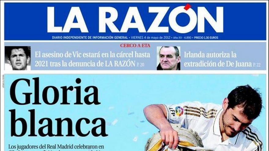 De las portadas del día (04/05/2012) #10