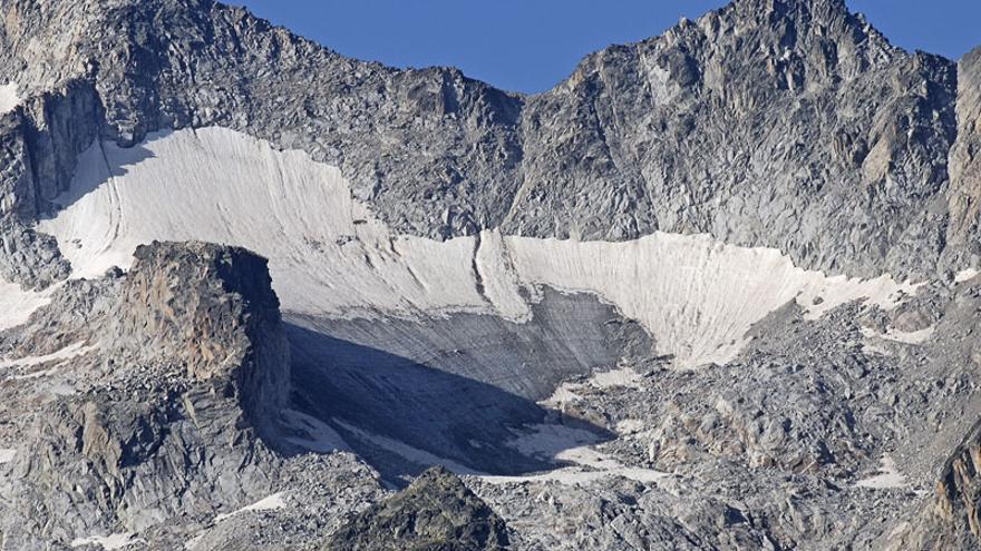 Los expertos determinan que el glaciar de La Maladeta se habrá fundido en un plazo de entre 20 y 30 años