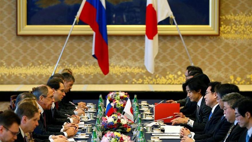 Japón y Rusia recuperan su dialogo en materia de seguridad después de 3 años