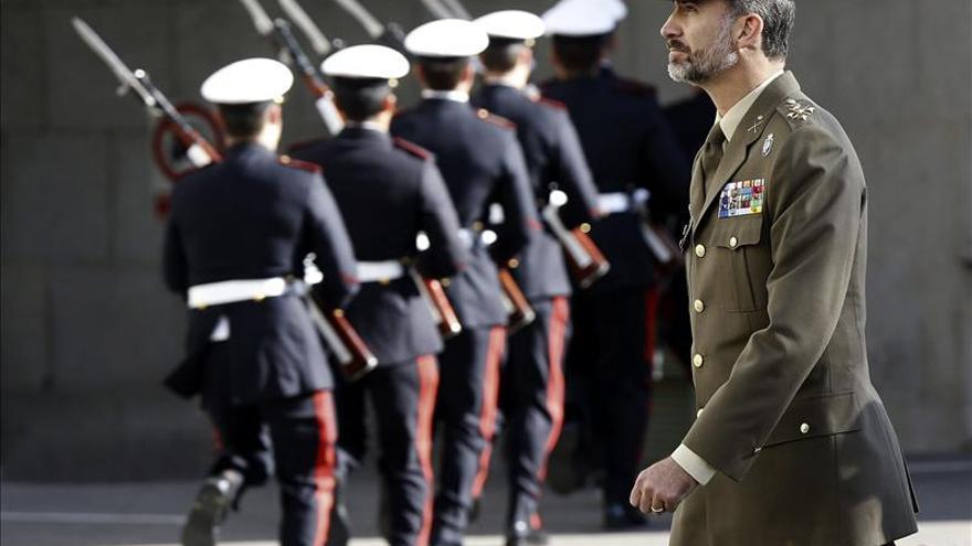 El Mando de Operaciones informa al Rey de las misiones militares en marcha