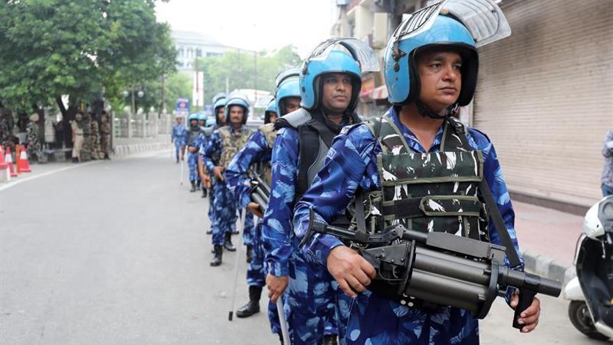 Gobierno indio precisa tiempo para restaurar orden en Cachemira, dice Supremo
