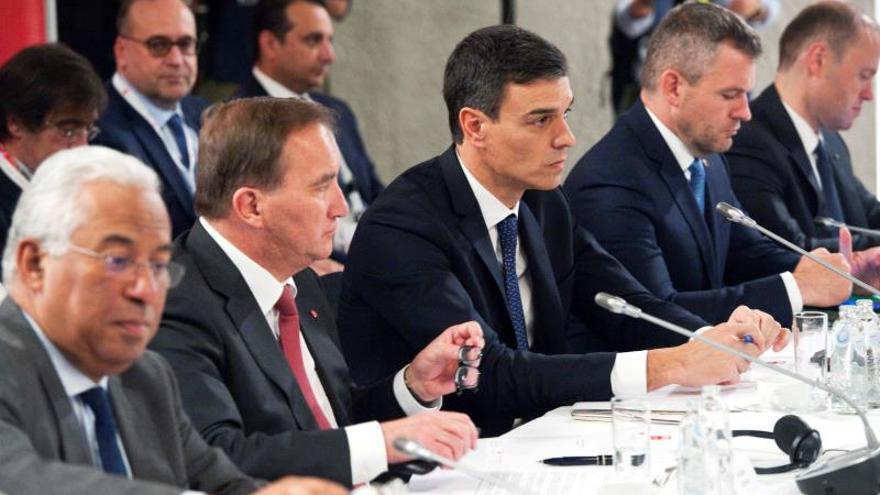 Sánchez apela a la responsabilidad y solidaridad para un acuerdo migratorio