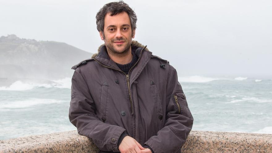 Xulio Ferreiro, candidato de Marea Atlántica a la alcaldía de A Coruña / Sandra G. Rey
