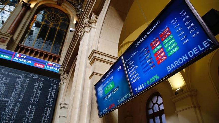 La Bolsa española sube un 0,26 por ciento en la apertura y recupera los 10.700 puntos