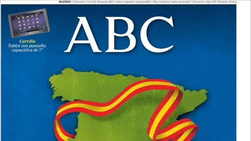 De las portadas del día (08/04/2012) #5