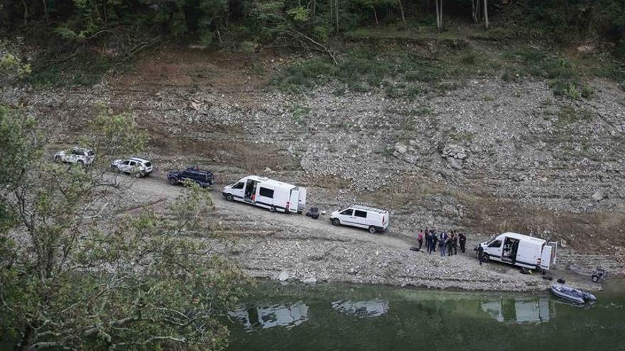 El cuerpo de la mujer hallado en Susqueda presenta un disparo de bala