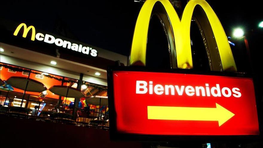 McDonald's anuncia una reestructuración para hacer frente a los malos resultados