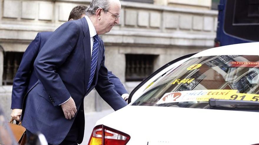 Spottorno dio por bueno que cobraba en Caja Madrid lo que Blesa le decía