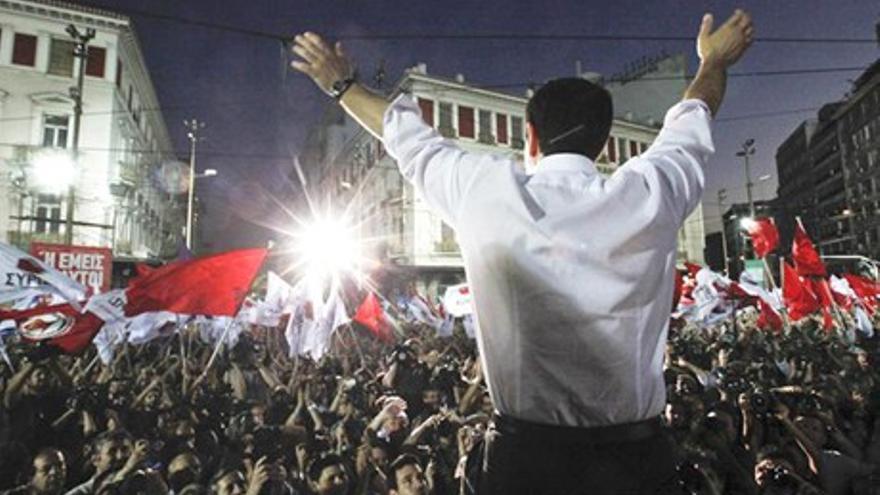 Discurso de Alexis Tsipras