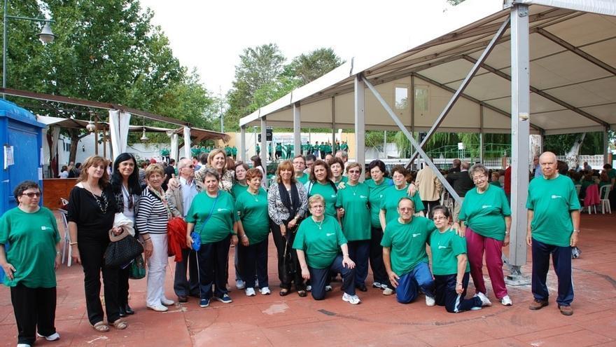 Más de 70.000 mayores participan en 2013 en las actividades de la Junta en Jaén por el envejecimiento activo