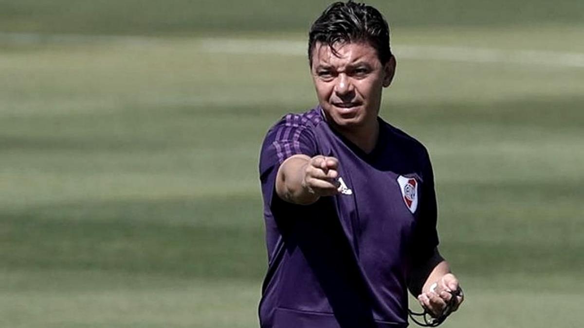 """""""Para saber cómo es el fútbol, hay que abrirle la cabeza a Gallardo"""" dijo, para la posteridad, Alejandro Sabella."""