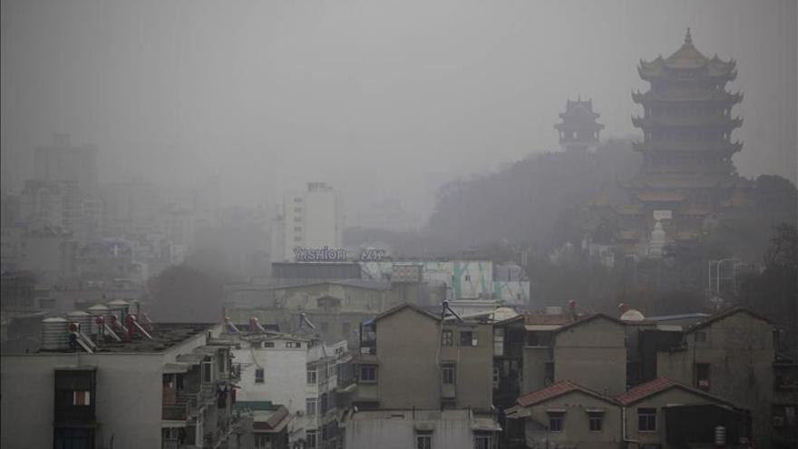 Pekín dobló los niveles de polución considerados normales en 2013