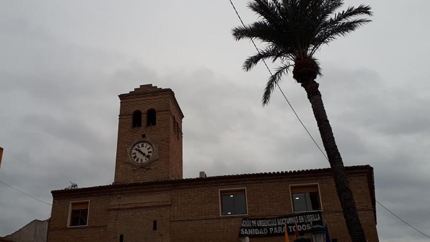 Torre del reloj (Librilla)