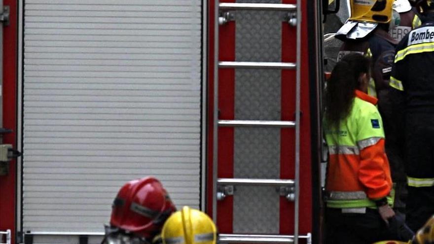 Muere una mujer de 54 años en el incendio de una casa en Tordera (Barcelona)