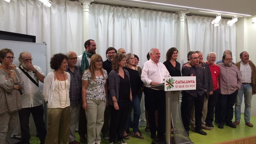 Compromís per la Independencia, la corriente de opinión independentista de ICV, pide el voto para CatSíQueEsPot