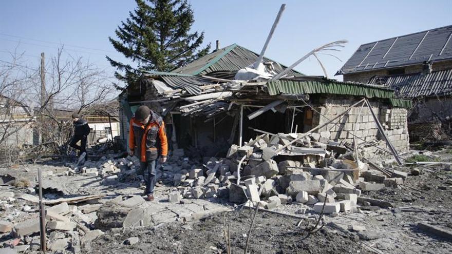 Más de 2.700 militares ucranianos han muerto desde el estallido del conflicto