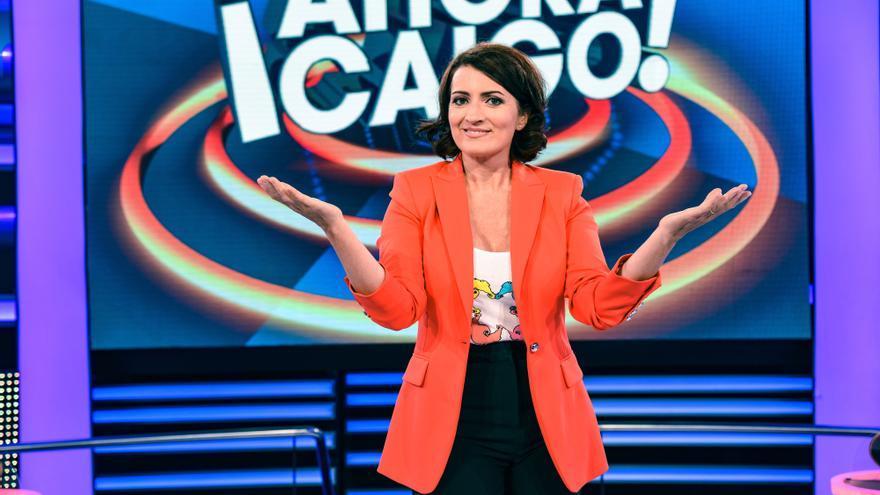 Silvia Abril toma las riendas de '¡Ahora caigo!' en verano