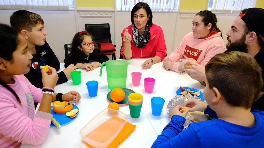 Santander suma un nuevo centro de día para menores en Porrúa, en el que se atienden niños y a sus familias