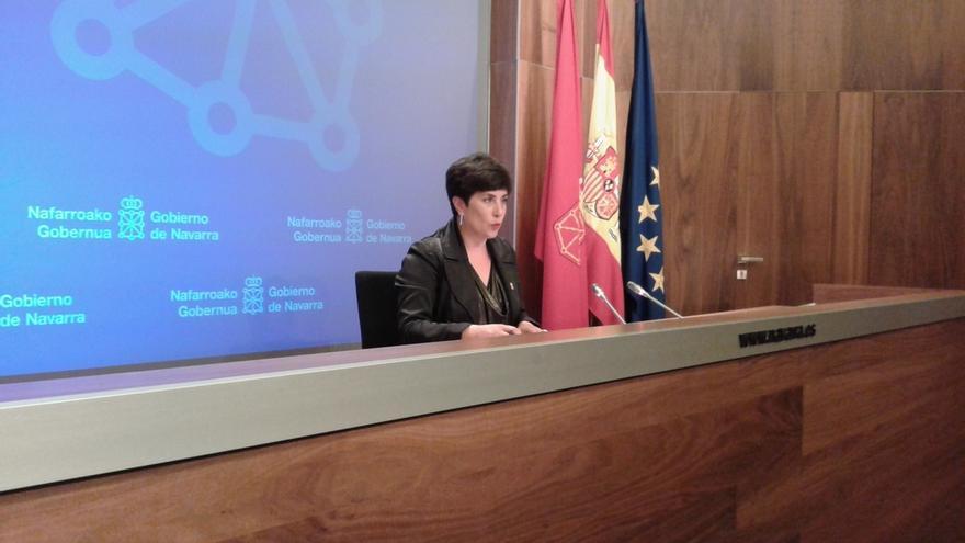 """Solana dice que Barkos """"en ningún caso instó a las madres navarras a ir al Parlamento ni a los tribunales"""""""