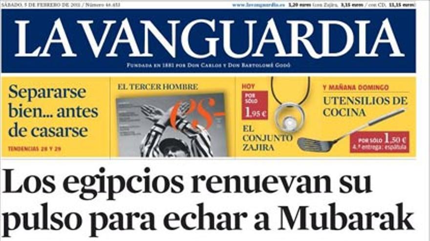 De las portadas del día (05/02/2011) #10
