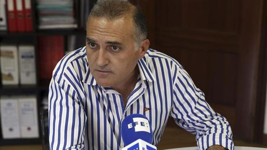 Alberto Moya, Secretario General de la Asociación Unificada de Guardias Civiles (AUGC)