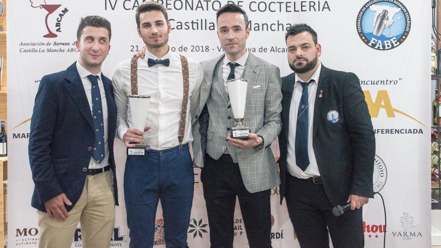 Dos albaceteños representarán a Castilla-La Mancha en el Concurso Nacional de Coctelería