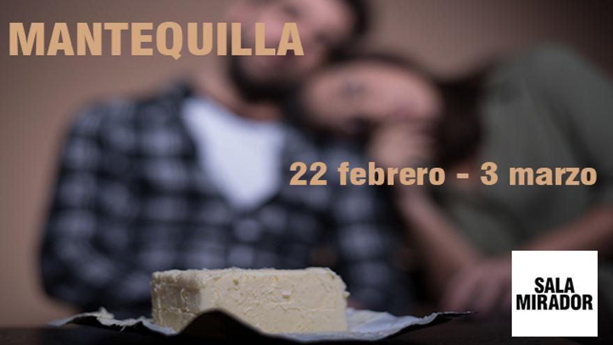Cartel Mantequilla