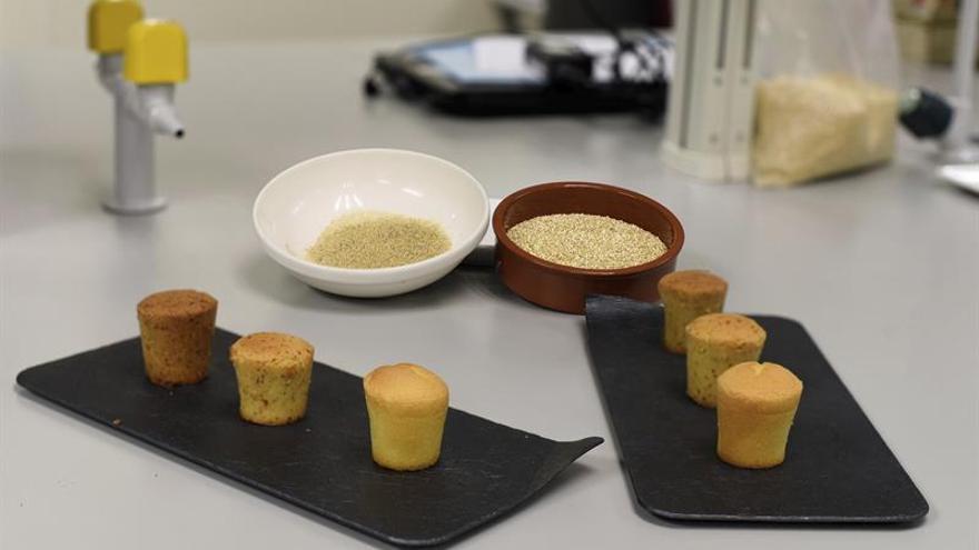 Científicos logran bizcochos más proteicos con frutos andinos como la quinoa