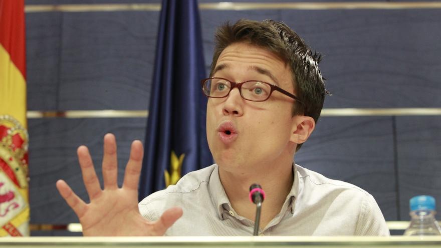 Errejón dice que DL y ERC han abierto la puerta a abstenerse para no bloquear un Gobierno de cambio