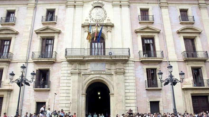 El TSJCV anula la prohibición de la cadena humana independentista en Castellón
