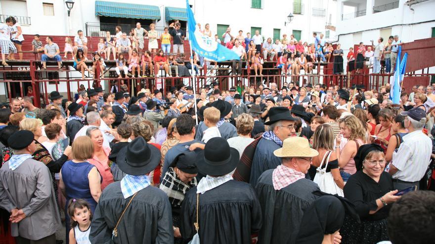 Reivindicación por la lengua en Serradilla, Cáceres
