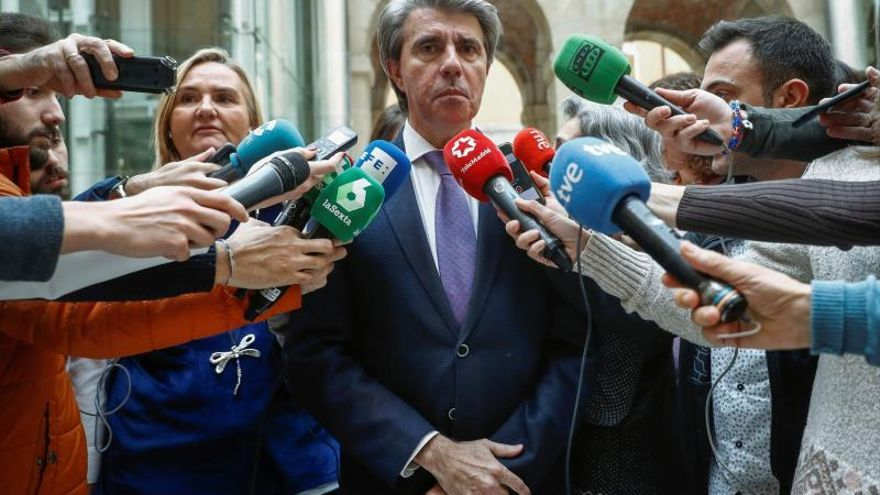 Garrido se despide, emocionado, con el honor de haber representado madrileños