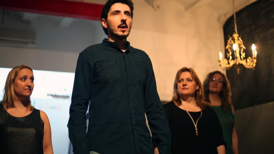 La Sala Russafa realiza sus talleres de teatro clásico con la obra de Henrik Ibsen