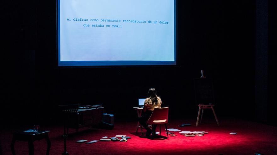'Qué locura enamorarme yo de ti' estará en el Teatro del Barrio (Madrid) desde este 30 de enero.