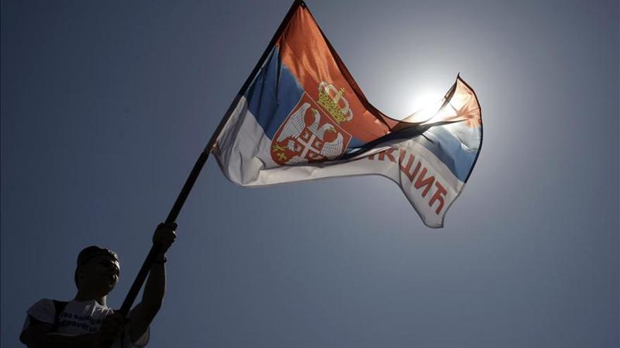 La Iglesia Ortodoxa Serbia acusa al Gobierno de traición por pactar con Kosovo