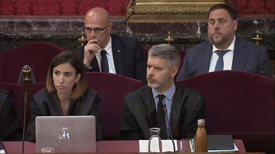 """Los votantes del 1-O cierran hoy la semana 12 del juicio del """"procés"""""""