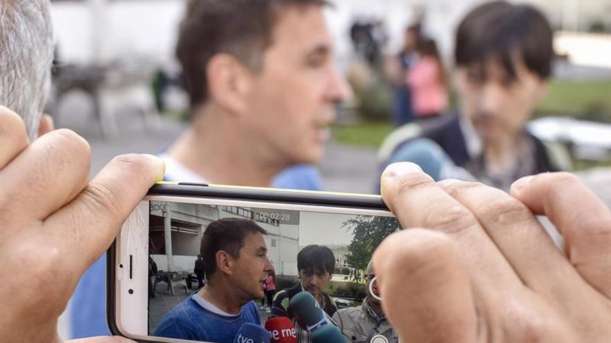 """Otegi pide al PNV que aclare """"en qué mayorías quiere estar"""""""