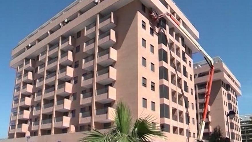 La compraventa de vivienda en Euskadi crece un 13,8% en octubre