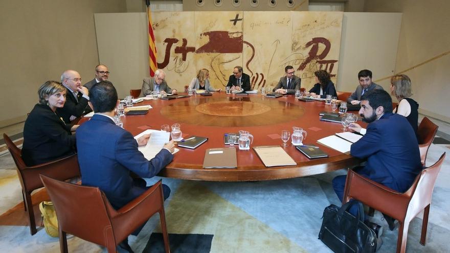 Torra es el miembro del Govern con más patrimonio, con 710.505 euros