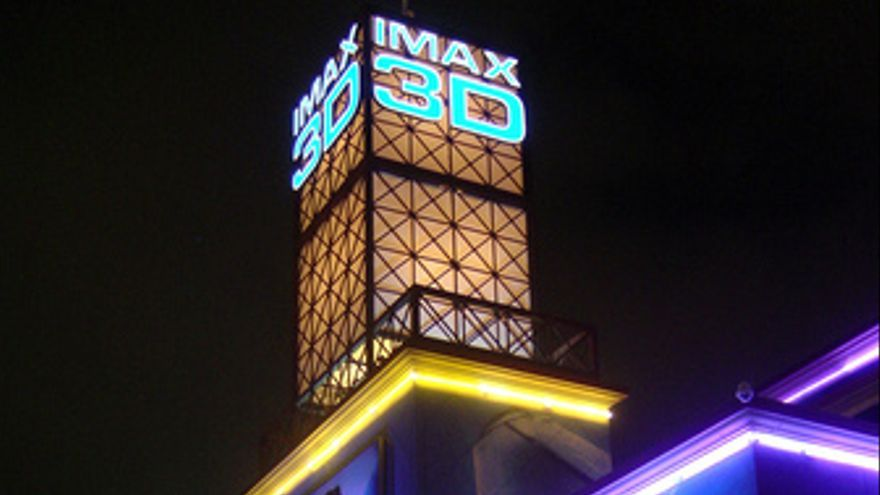 Cine Imax en 3D