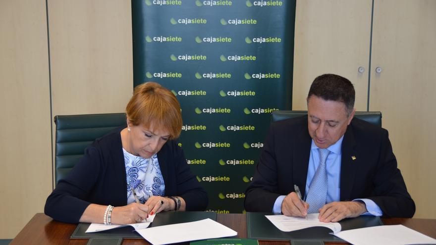 María Gracia Zamorano y Fernando Berge.