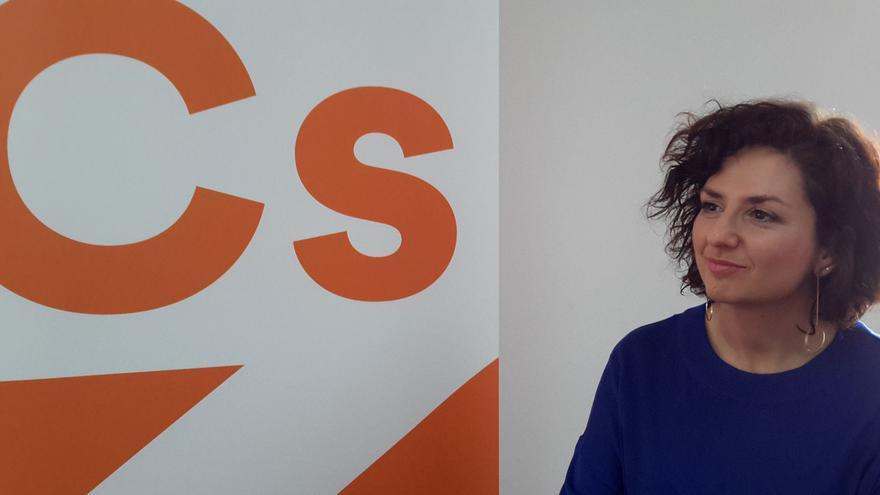 Orlena de Miguel, portavoz de Ciudadanos Castilla-La Mancha