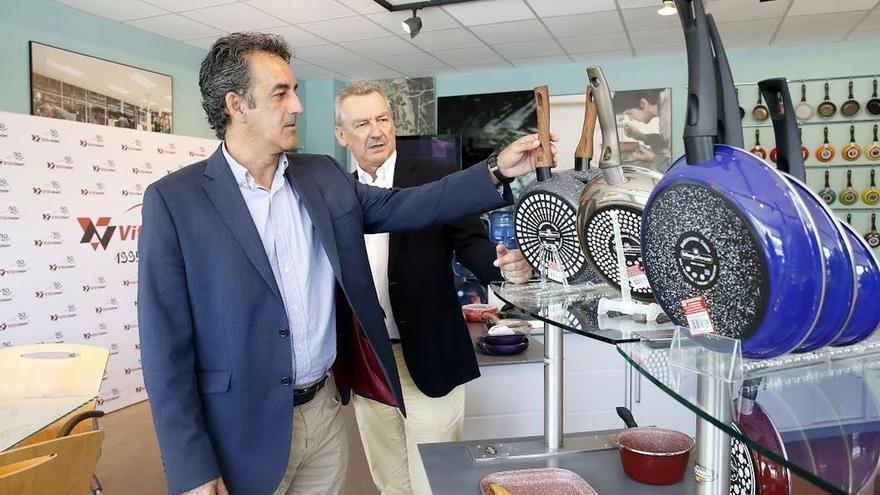 Vitrinor amplía sus exportaciones a países del Este y aumenta las ventas un 15%