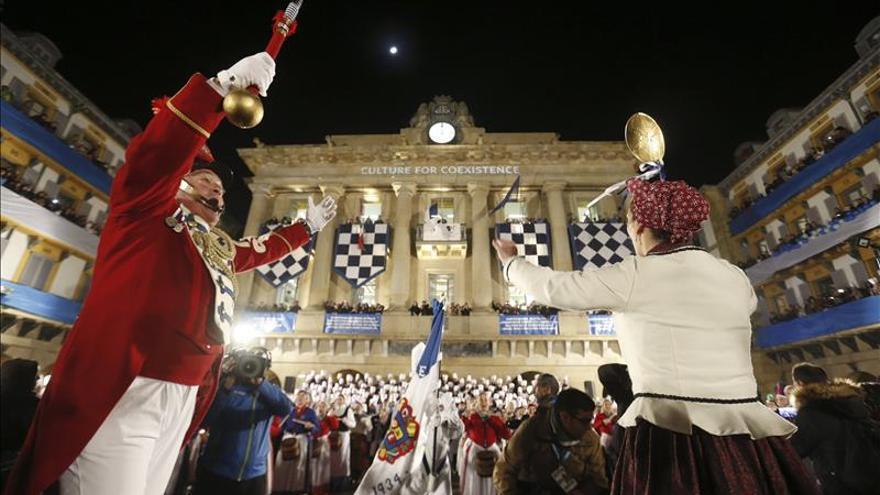 El coronavirus deja a San Sebastián sin Tamborrada en su día grande
