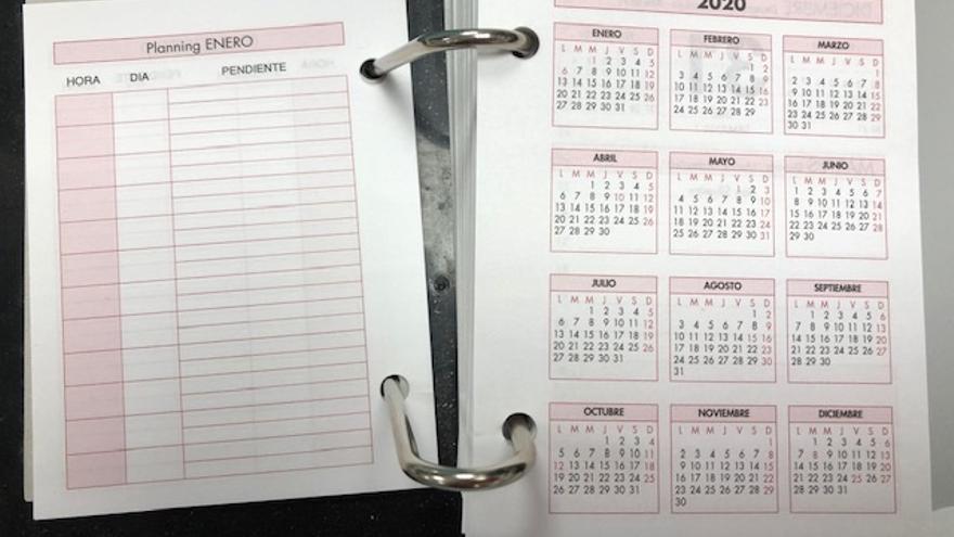 El calendario laboral de este año 2020 recoge 12 festivos, con muchos puentes de tres días