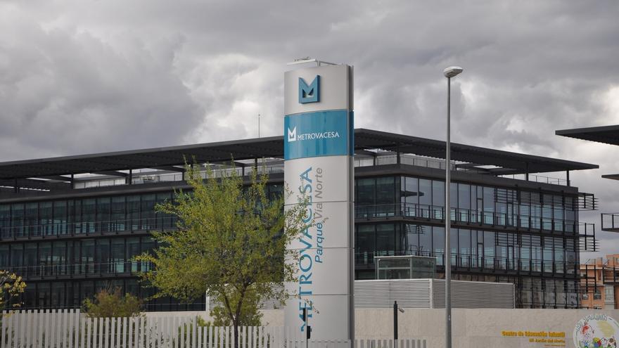 Sede de Metrovacesa en Madrid.