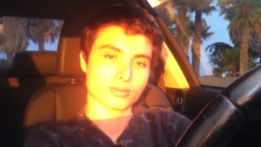 Elliott Rodger, autor de la matanza en Isla Vista, California (23 de mayo de 2014)